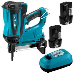 Makita Cordless 7.2V Gas Concrete Pin Nailer 15-40mm Kit #GN420CLSE