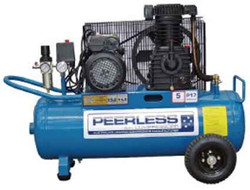 Peerless P17 Electric Belt Drive Air Compressor # 00087