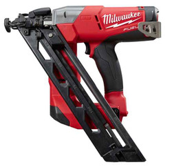 Milwaukee M18 FUEL 15ga Angled Finish 18v Cordless Nailer 32-63mm - SKIN #M18CN15GA-0C