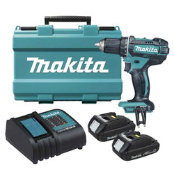 Makita 18V LXT Cordless Lithium Ion Mobile Driver Drill - DDF482SYE