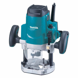 Makita MT Series 12.7mm (1/2in) Plunge Router - M3600B