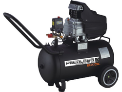 Peerless Black 30ltr Air Compressor 2.5HP - PB2500