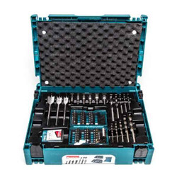 Makita 66pce Drill and Screwdriver Bit Set With Case # B-43050