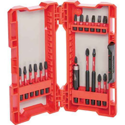 Milwaukee 18pce SHOCKWAVE Driver Bit Set - 48324403