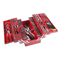 Sidchrome 136pce Metric and AF Tool Kit - SCMT10136