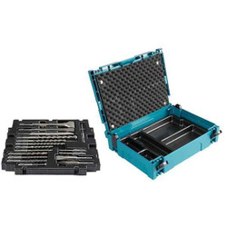 Makita 17 Piece SDS-Plus Drill Bit and Chisel Kit Systainer #B-53877