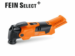 Fein 18v Cordless MultiMaster Star -Lock MultiTool Kit # AFMM18QSL-SELECT