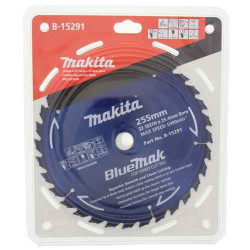 Makita 255mm x 32T Saw Blade 25.4mm Bore # B-15291