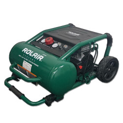 Rolair JC25WH Oil Free Ultra Quiet Air Compressor 2HP