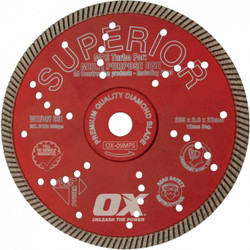 OX Professional MPS 9 Turbo Superior Diamond Blade - OX-09MPS