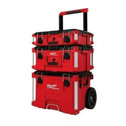 Milwaukee PACKOUT 3pce Modular Storage Set # PACKOUT-3
