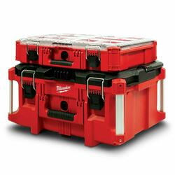 Milwaukee PACKOUT 2pce Modular Storage Set # PACKOUT-2