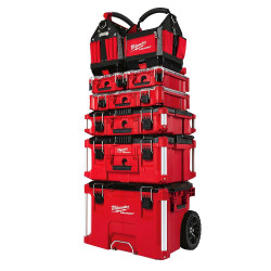 Milwaukee PACKOUT 8pce Modular Storage Set # PACKOUT-8