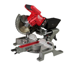 Milwaukee M18 FUEL 184mm Dual Bevel Sliding Compound Mitre Saw - SKIN #M18FMS184-0