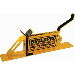BuildPro Multi Purpose Door Fitting and Pipe Clamp - BPMPC