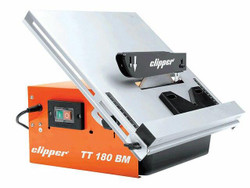 Clipper Table Top Tile Saw 180MM #TT180BM-230V