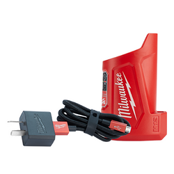 Milwaukee M12 Compact 12v Charger and Power Source - M12TC-0