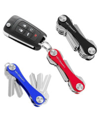 KeySmart Aluminium Compact Key Holder - AKS019
