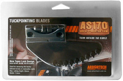 Arbortech Allsaw Tuckpointing Blade Set for AS170 and AS175 - BLAFG.5110