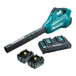 Makita 36V 18V x 2 LXT Lithium Ion Cordless Brushless Turbo Blower Set # DUB362PT2
