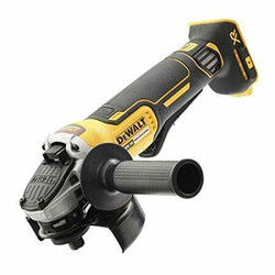DeWalt 18V XR Li-Ion Brushless Cordless 125mm 5 Paddle Switch Angle Grinder Skin # DCG406N-XJ