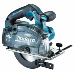 Makita 18V Cordless Brushless Metal Cut Saw 150mm Skin - DCS553Z
