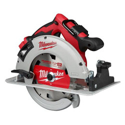 Milwaukee M18 Brushless 184mm Cordless 18v Circular Saw - SKIN - M18BLCS66-0