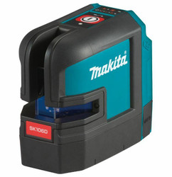 Makita 12V Cordless Max Red 4-point Cross Line Laser Tool Only - SK106DZ