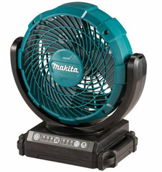 Makita 12V Max Cordless Swing Neck Fan Skin - CF101DZ