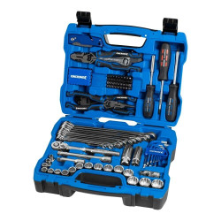 Kincrome 120 Piece 3/8 Drive Portable Automotive Tool Kit - K1855