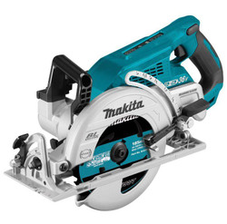 Makita 18Vx2 Lithium-Ion Cordless Brushless 185mm Rear Handle Saw - SKIN ONLY - DRS780Z