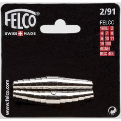 Felco Secateurs Replacement Spring - 2 Pack # 2/91