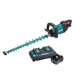 Makita 18V Lithium-Ion Cordless Brushless Hedge Trimmer 600mm Kit - DUH602PT