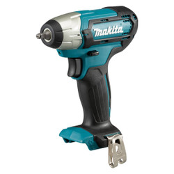 Makita 12V Lithium-Ion Cordless Max 1/4 Impact Wrench - SKIN ONLY - TW060DZ