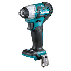 Makita 12V Lithium-Ion Cordless Max Brushless 3/8 Impact Wrench - SKIN ONLY - TW160DZ