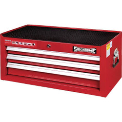 Sidchrome 3 Drawer Intermediate Tool Chest - SCMT50233