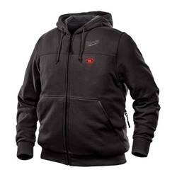 Milwaukee M12 Heated 12v Black Hoodie Skin # M12HHBLACK9-0