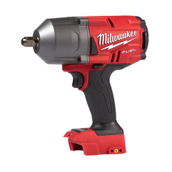 Milwaukee M18 FUEL 1/2 High Torque 18v Cordless Impact Wrench with Pin Detent Skin - M18FHIWP12-0