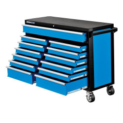 Kincrome EVOLUTION 13 Drawer Extra-Wide Tool Trolley - K7963
