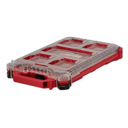 Milwaukee PACKOUT Low-Profile Compact Organiser - 48228436