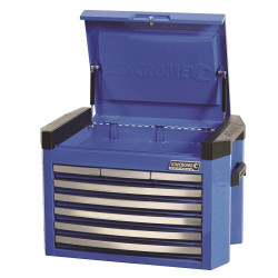 Kincrome 8 Drawer Contour Blue Tool Chest - K7748