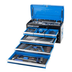 Kincrome K1211 Evolution 182 Piece 6 Drawer Tool Chest Kit