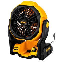 Dewalt 18V XR Li-ion Cordless Jobsite Fan Skin # DCE511-XE