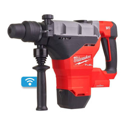 Milwaukee M18 Fuel Cordless 18v 44mm SDS Max Rotary Hammer Skin ONE-KEY # M18FHM-0