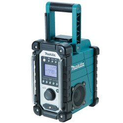 Makita 7.2-18V Lithium-Ion Cordless Jobsite Radio Skin - DMR107