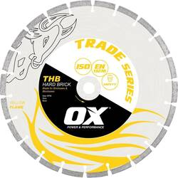 OX Trade 16 405mm Bench Saw Hard Diamond Blade # OX-THB-16