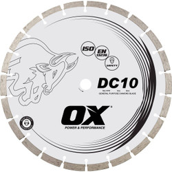 Ox Trade 16 405mm Standard Segmented General Purpose Diamond Blade # OX-DC10-16