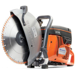 Husqvarna 350mm Petrol Demolition Saw 74cc - K770