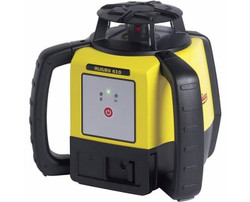Leica Rugby 610 Laser Level Alkaline with Rod-Eye 120 # LG6011150