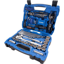 Kincrome 85pce 1/2 Drive Portable Automotive Tool Kit - K1859